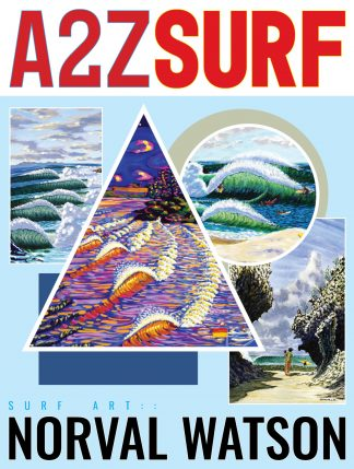 Front cover A2ZSURF book